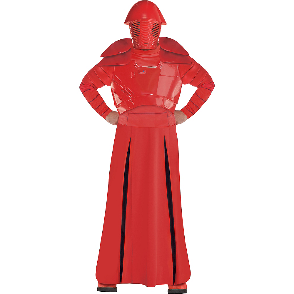 Adult Elite Praetorian Guard Costume Plus Size - Star Wars 8 The Last Jedi Image #1