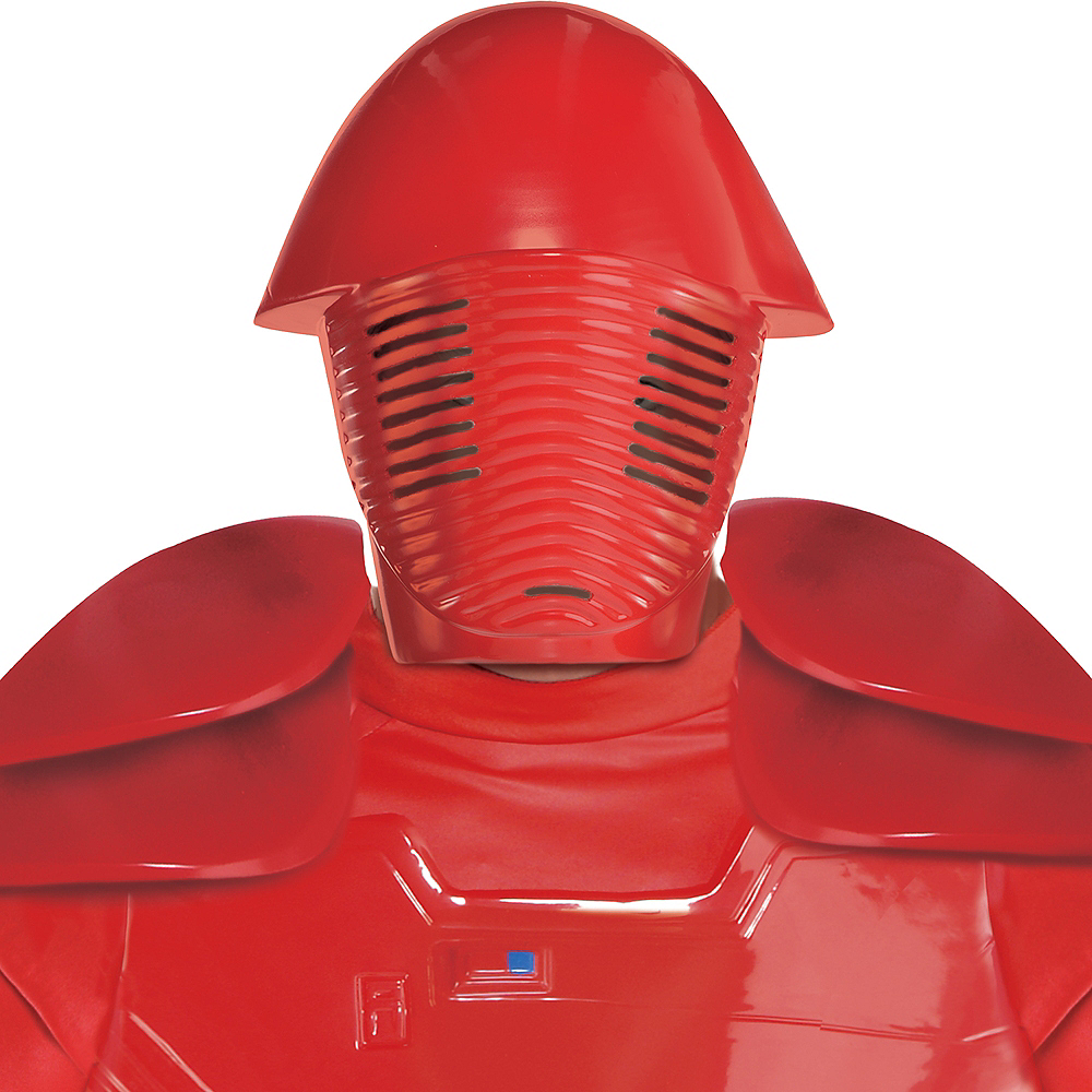 Adult Elite Praetorian Guard Costume Plus Size - Star Wars 8 The Last Jedi Image #2