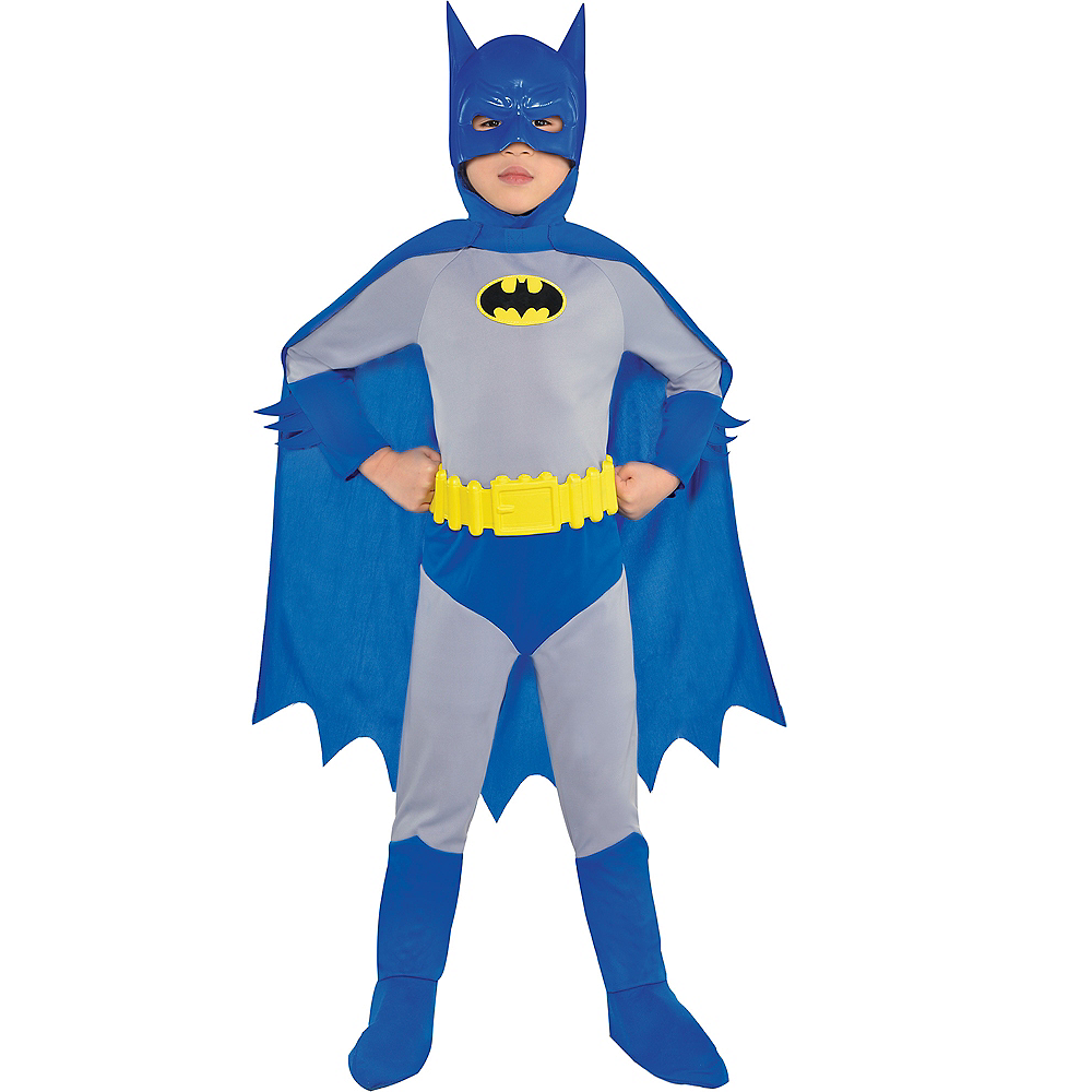Boys Classic Batman Costume - The Brave & the Bold Image #1