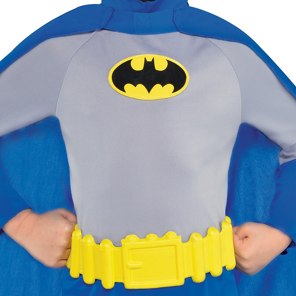 Boys Classic Batman Costume - The Brave & the Bold Image #3