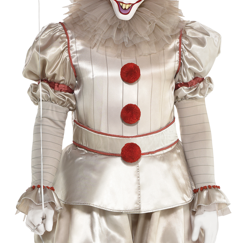 Mens Pennywise Costume - It Image #2