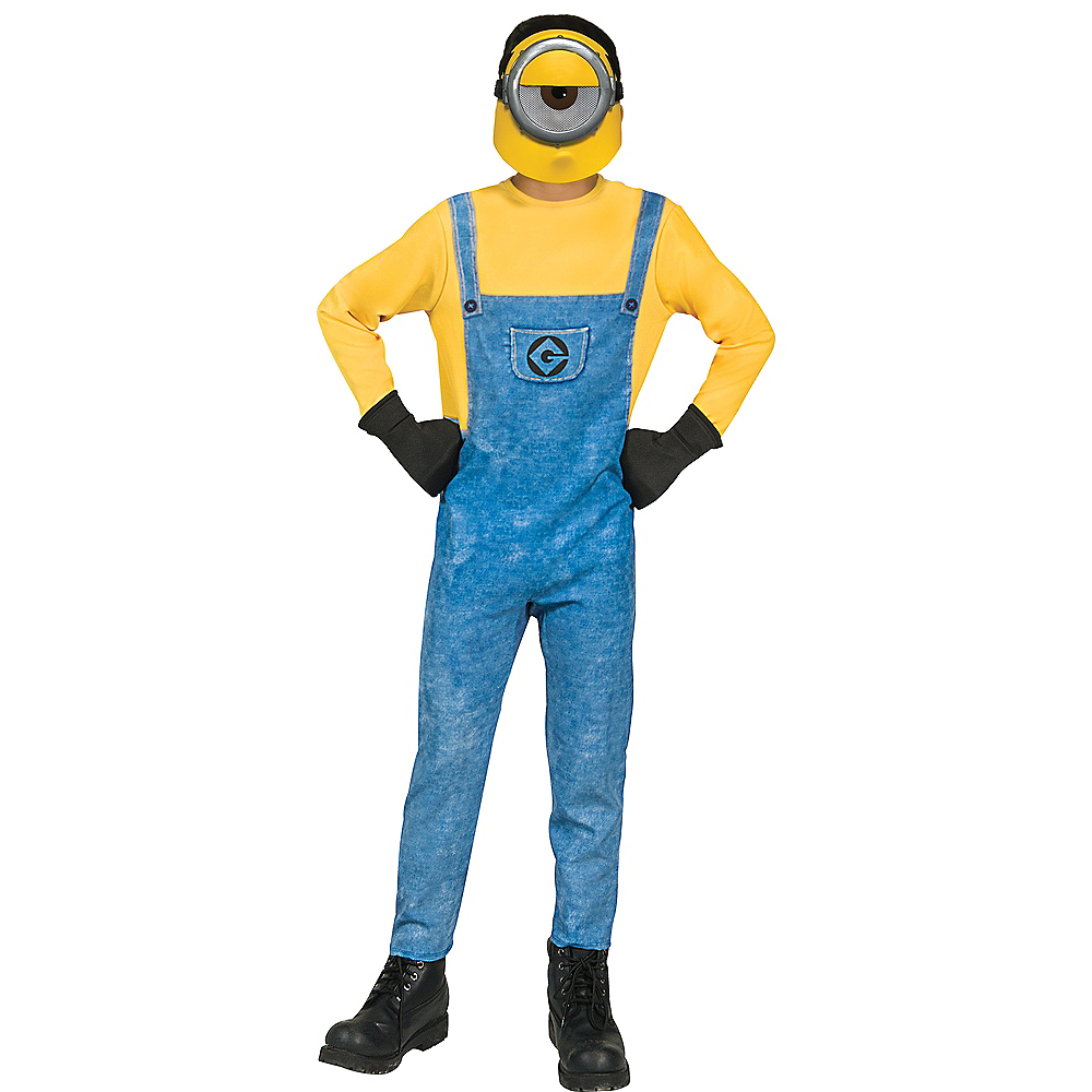 Nav Item for Boys Mel Costume - Despicable Me 3 Image #1