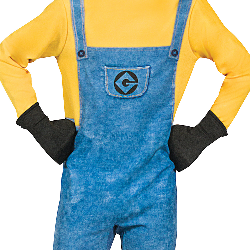 Nav Item for Boys Mel Costume - Despicable Me 3 Image #3