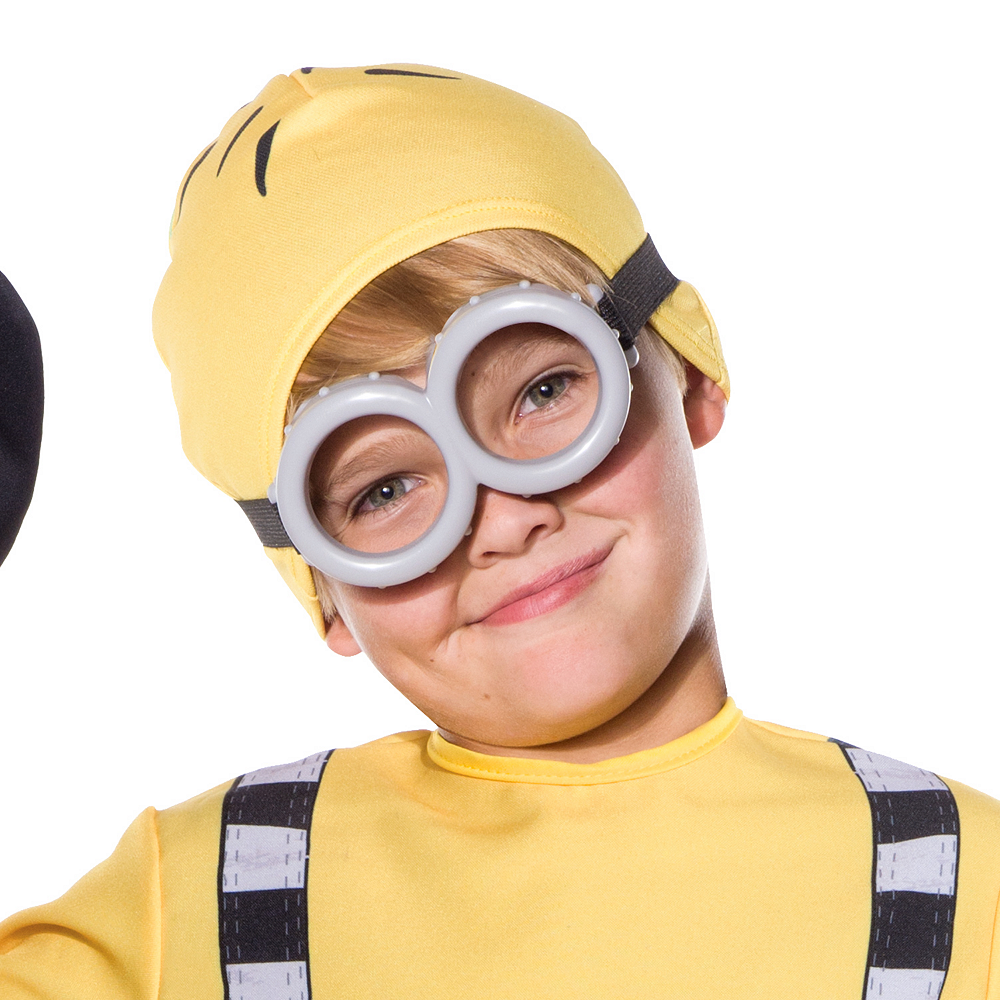 Boys Jail Tom Costume - Despicable Me 3 Image #2