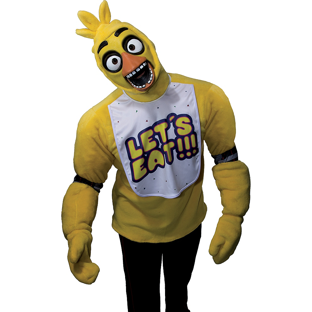 Adult Chica Costume - Five Nights at Freddy's Image #1