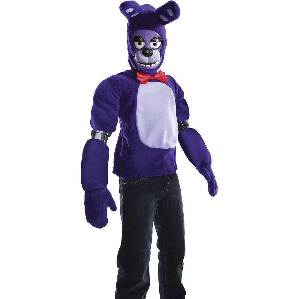 Boys Bonnie Costume - Five Nights at Freddy's Image #1