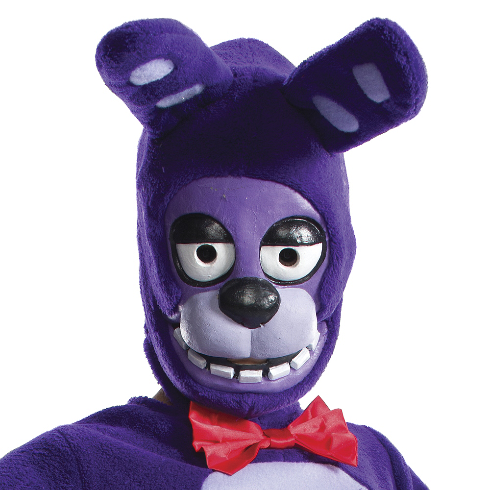 Boys Bonnie Costume - Five Nights at Freddy's Image #2