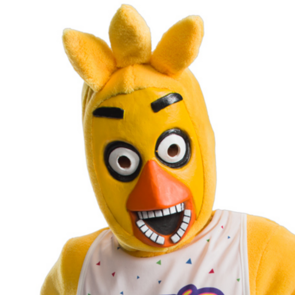 Girls Chica Costume - Five Nights at Freddy's Image #2