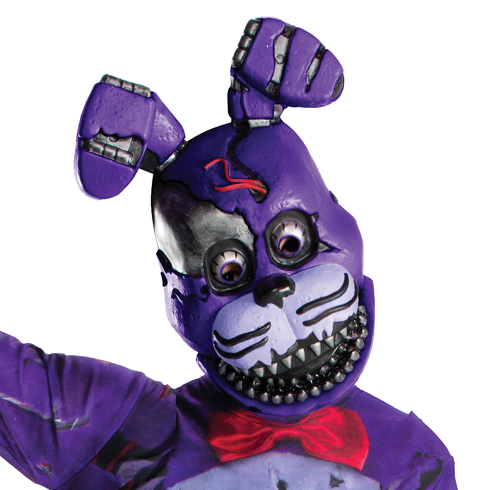 boys nightmare bonnie costume five nights at freddys 4 image