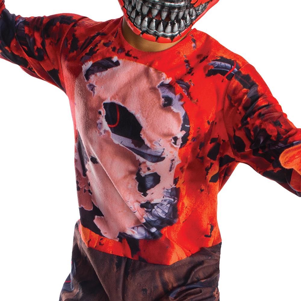 Boys Nightmare Foxy Costume - Five Nights at Freddy's 4 Image #3