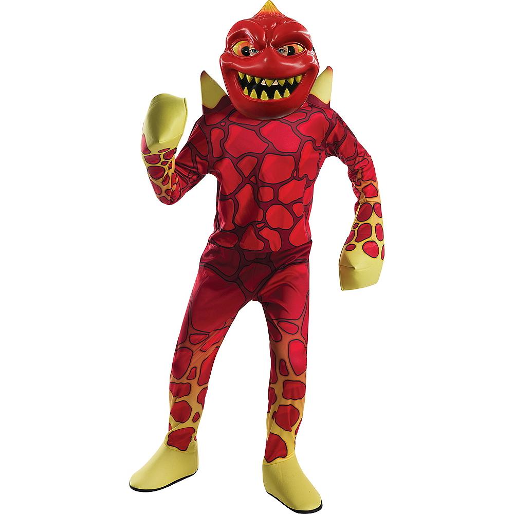 Boys Eruptor Costume - Skylanders Image #1