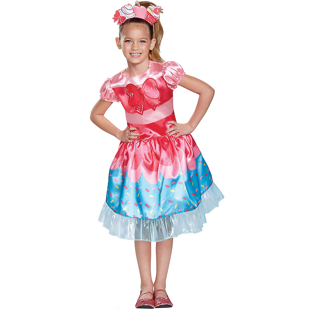 Girls Jessicake Costume - Shopkins Image #1