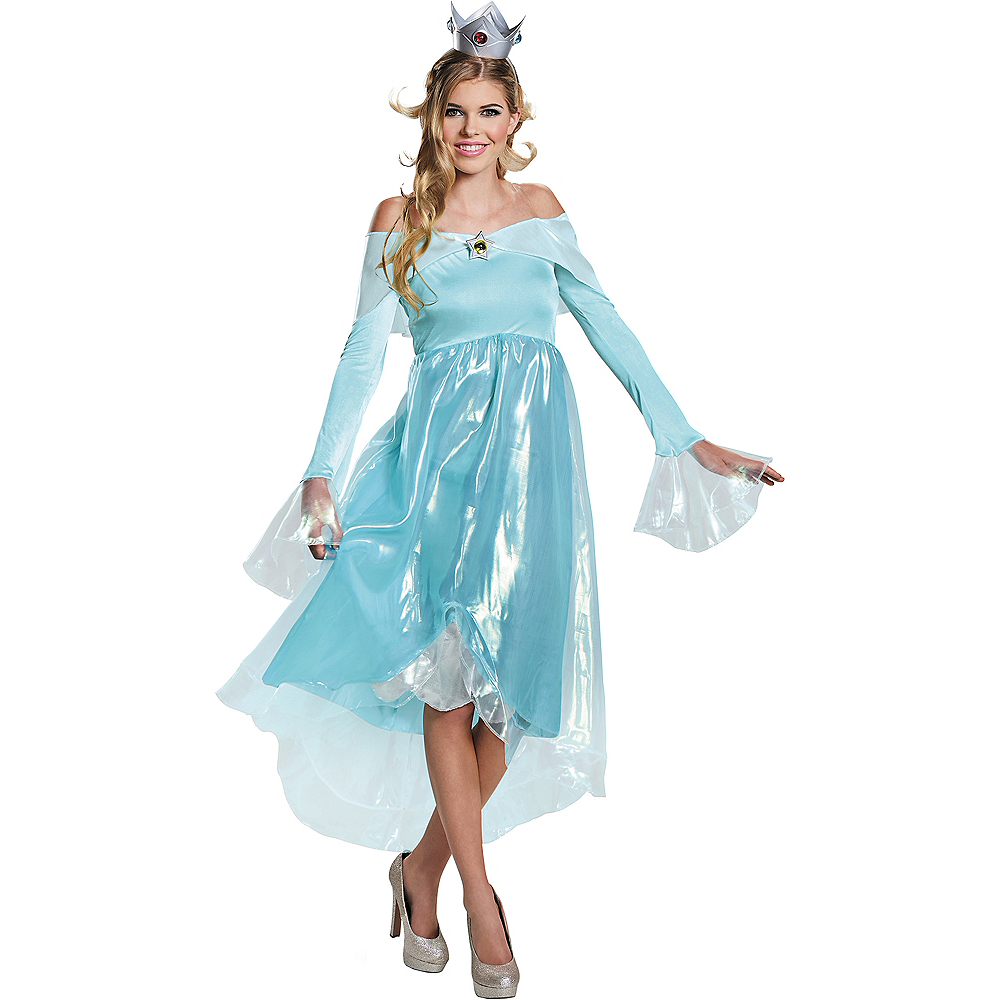 Nav Item for Adult Rosalina Costume - Super Mario Brothers Image #1