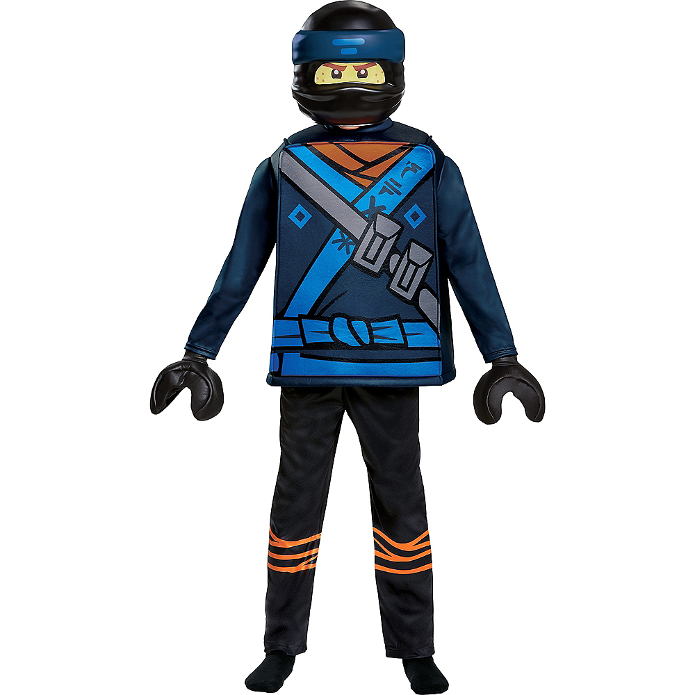 Boys Jay Costume - The Lego Ninjago Movie Image #1