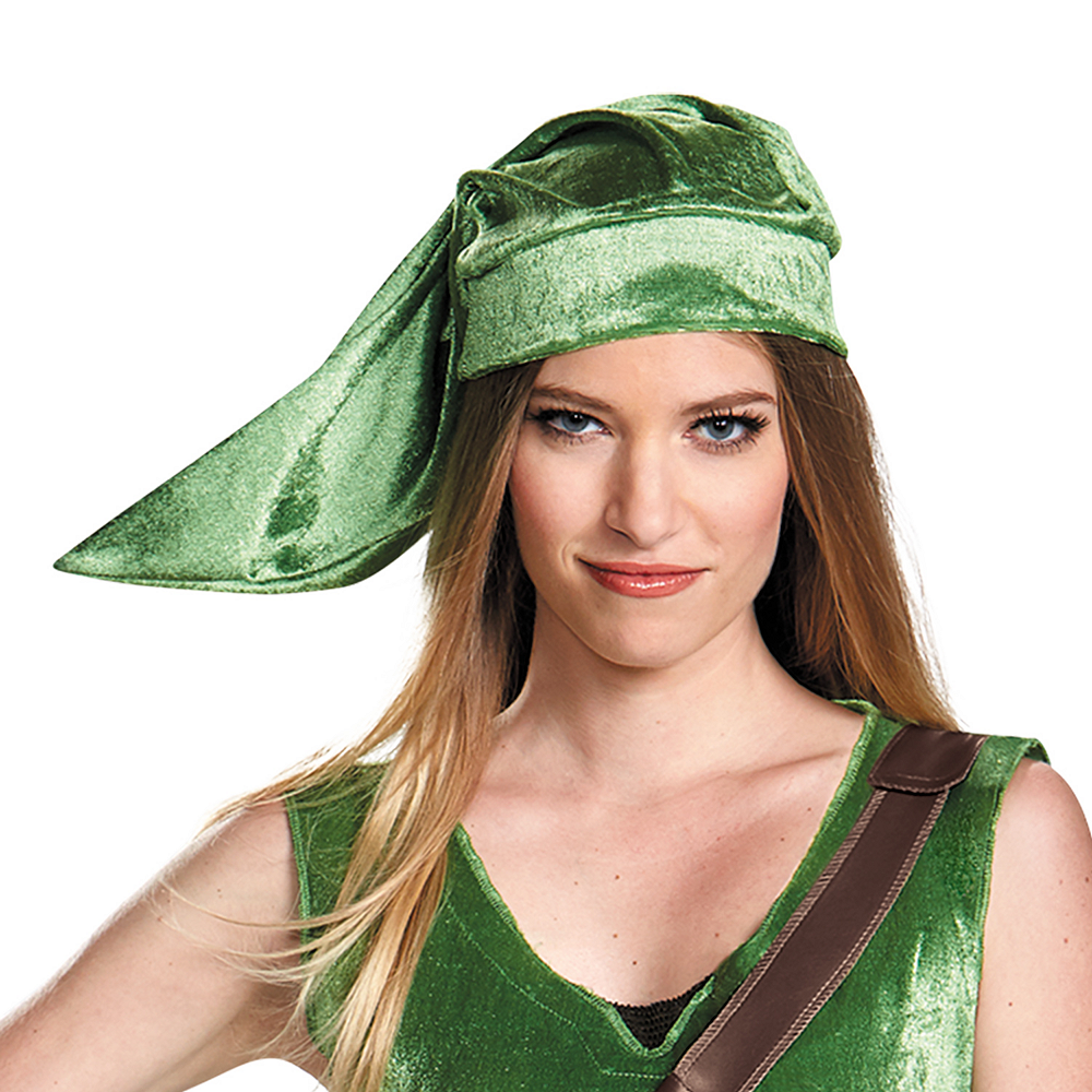 Adult Link Dress Costume - The Legend of Zelda Image #2