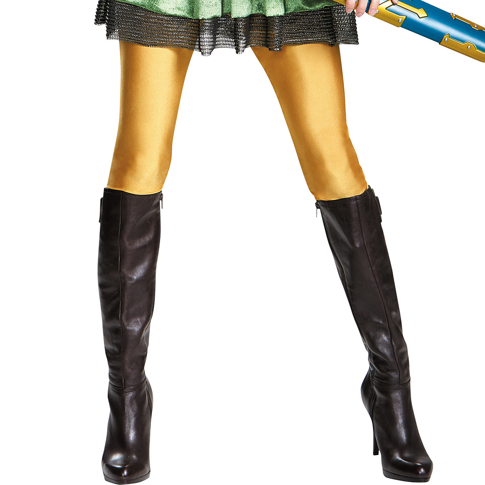 Adult Link Dress Costume - The Legend of Zelda Image #4
