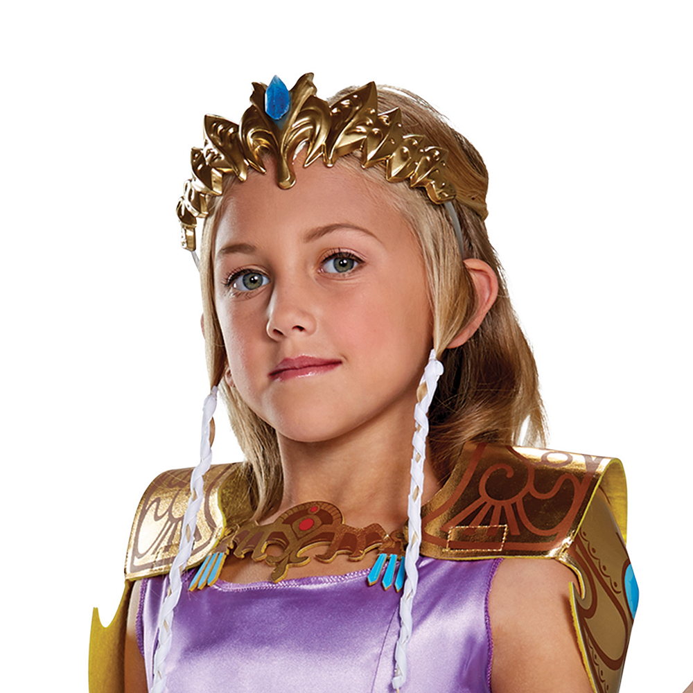 Girls Zelda Costume - The Legend of Zelda Image #2