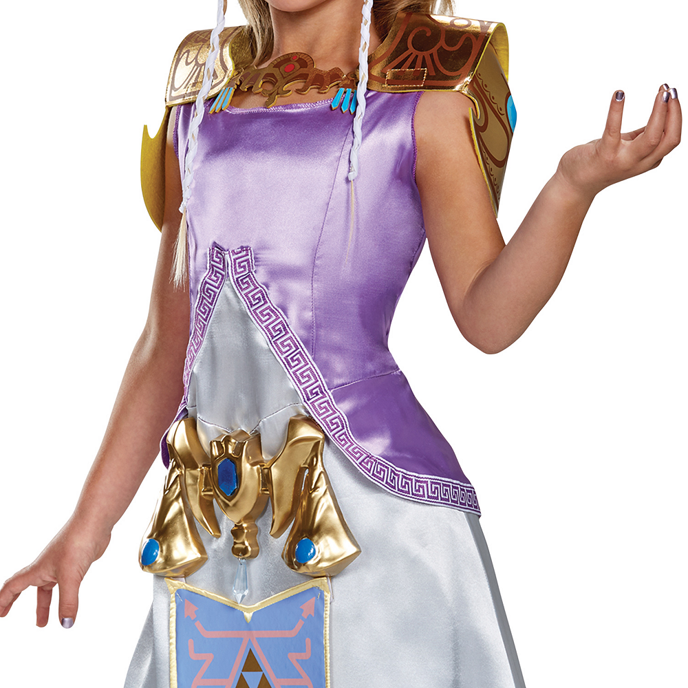 Girls Zelda Costume - The Legend of Zelda Image #3
