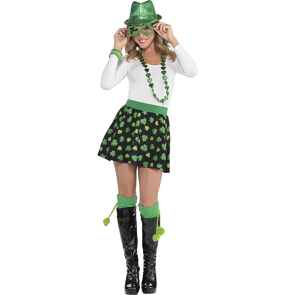 Adult St. Patrick's Day Costume Image #1