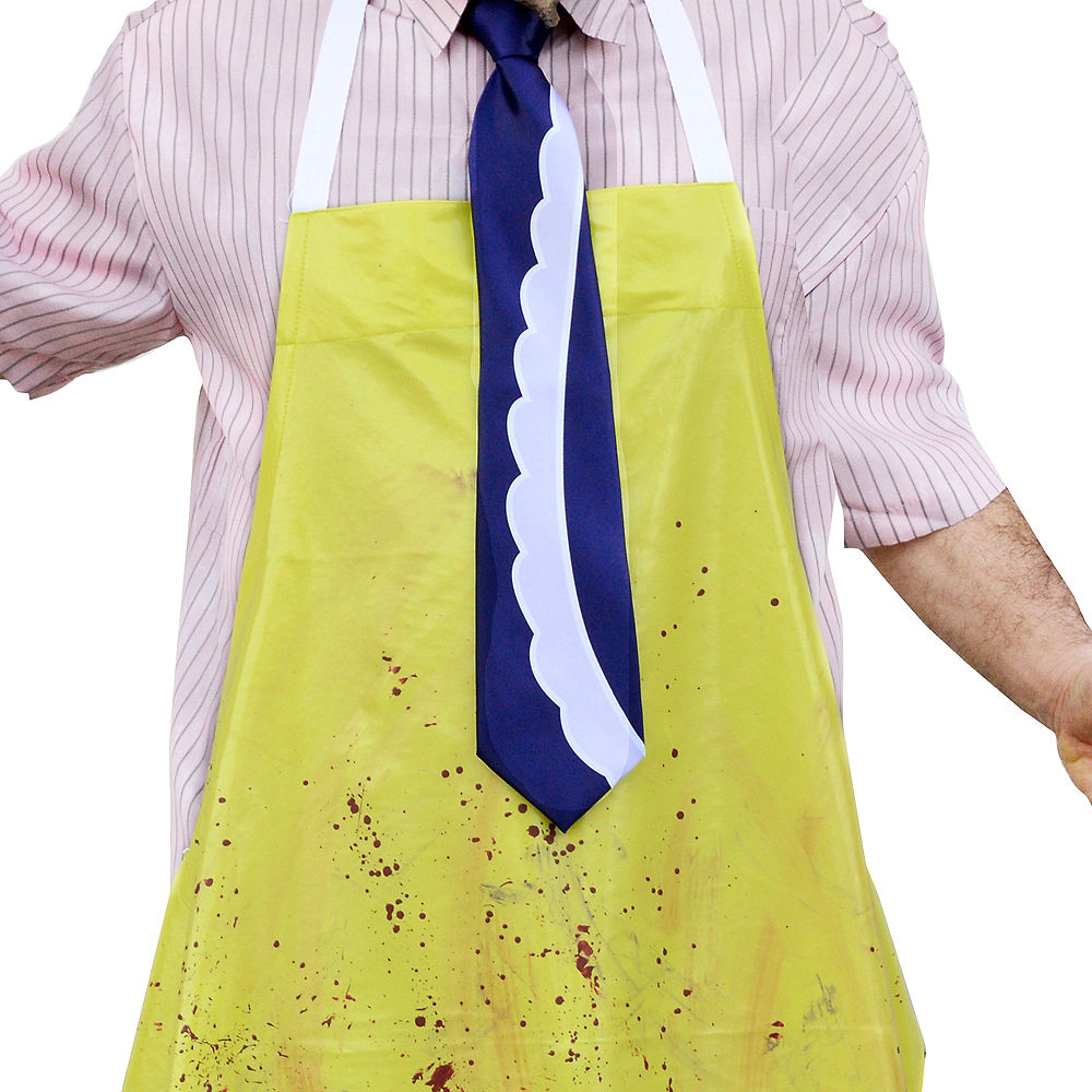Adult Leatherface Costume - The Texas Chainsaw Massacre Image #3