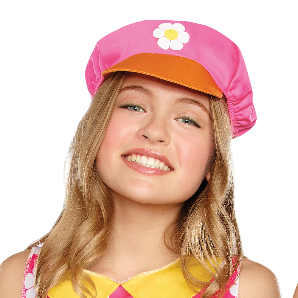 0c626f96891e Girls Girly A Go-Go Flower Power Costume | Party City Canada