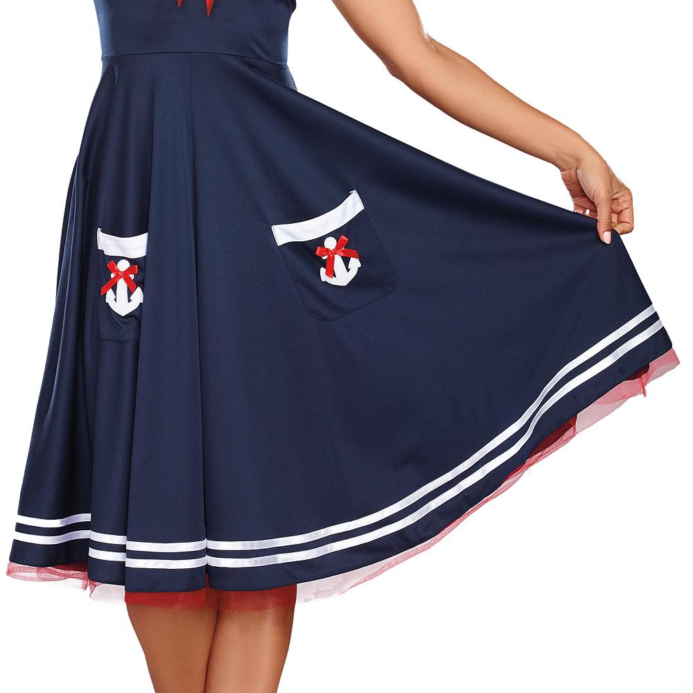 Adult All Aboard Sailor Costume Image #4