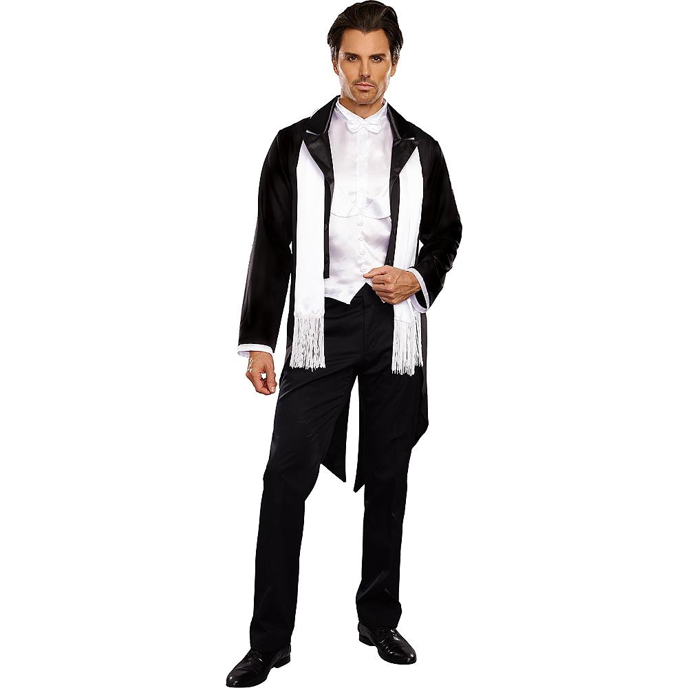 e66724712 Adult Party Tuxedo Roaring 20s Costume Image #1 ...