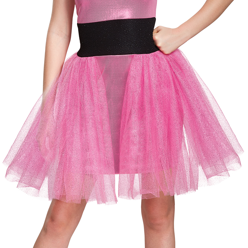 Adult Blossom Costume - Powerpuff Girls Image #4
