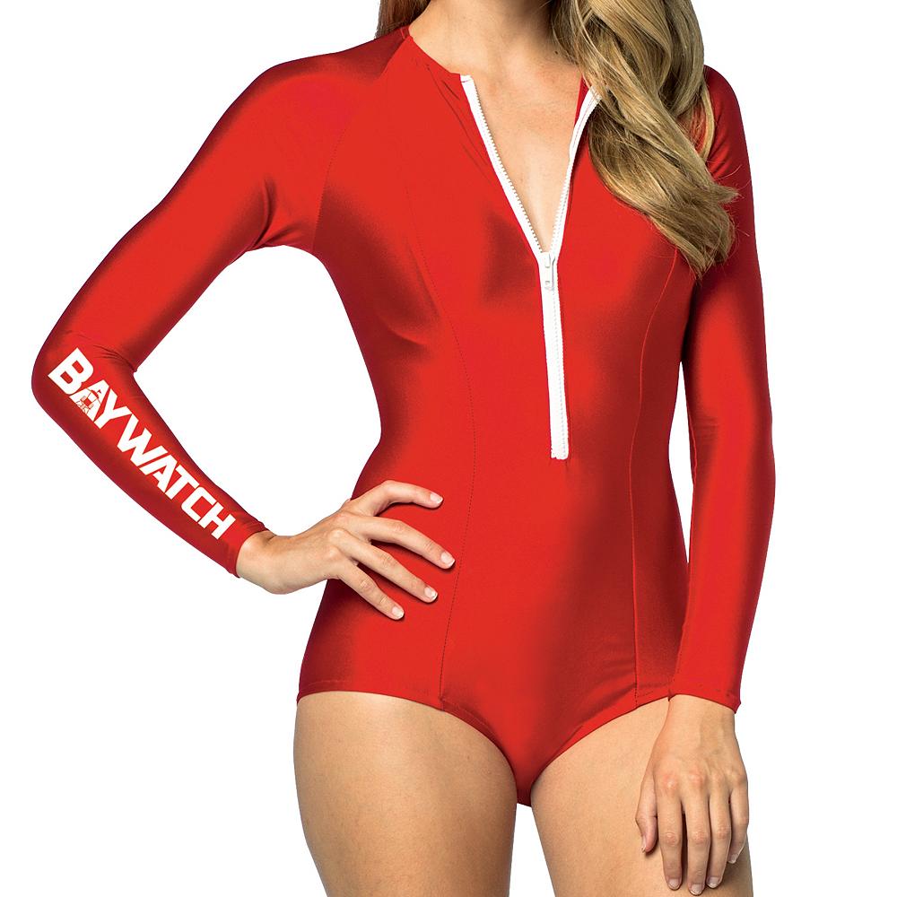 Adult Baywatch Babe Costume Image #2