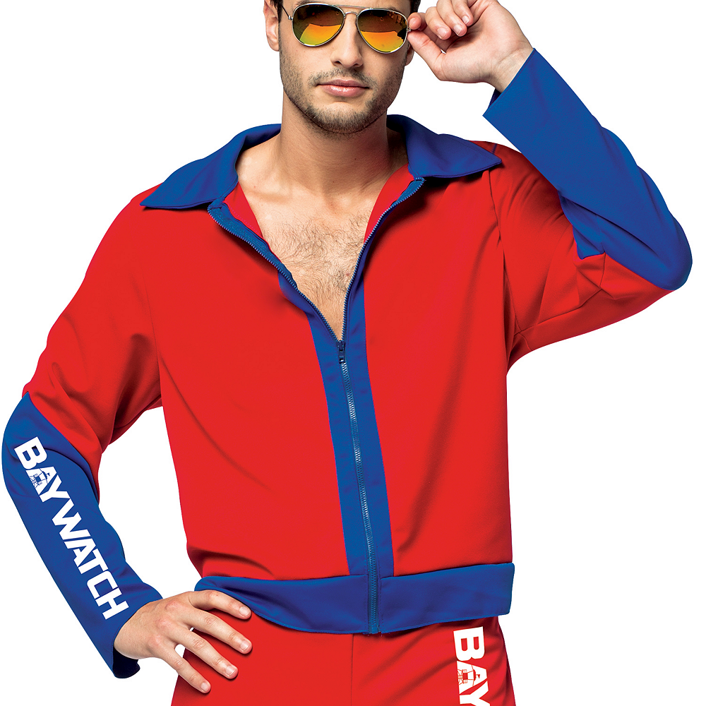 Adult Baywatch Costume Image #2