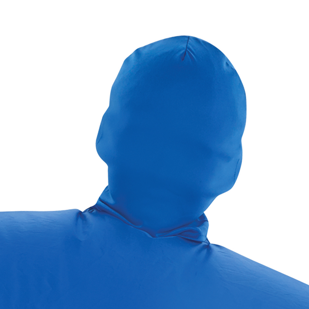 Child Inflatable Blue Morphsuit Image #2