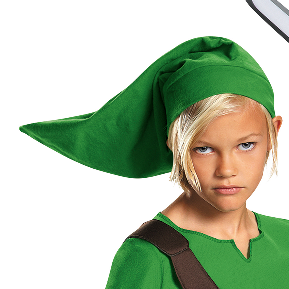 Boys Link Costume - The Legend of Zelda Image #2