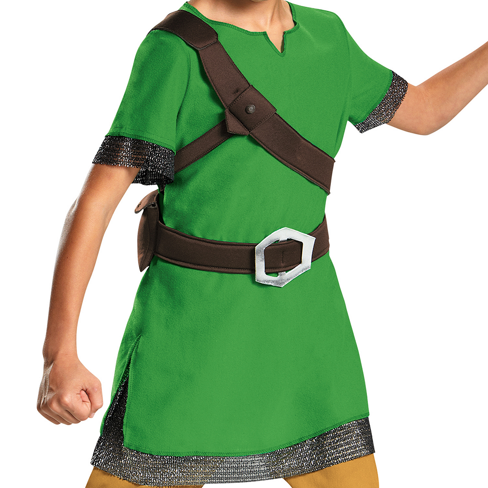 Boys Link Costume - The Legend of Zelda Image #3