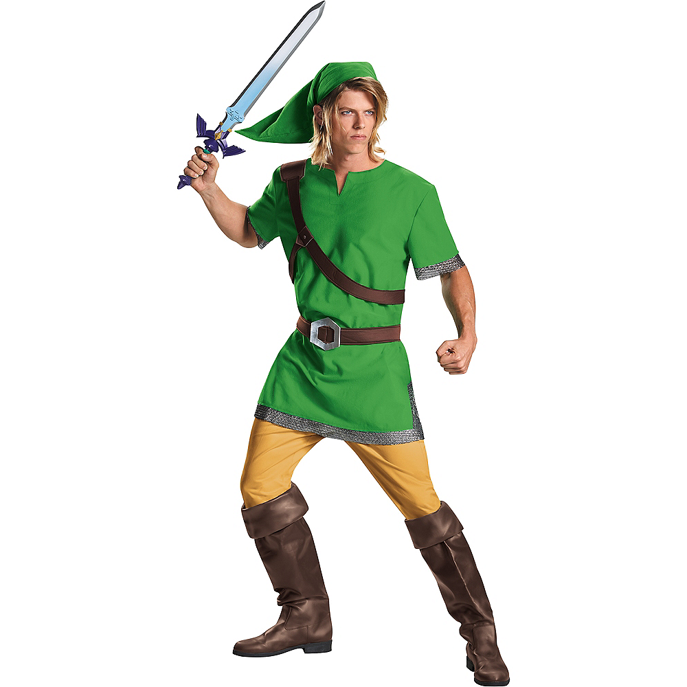 Nav Item for Adult Link Costume - The Legend of Zelda Image #1