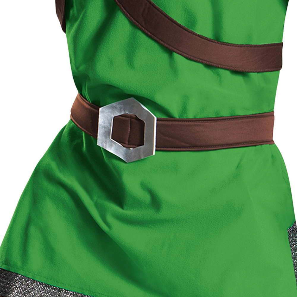 Nav Item for Adult Link Costume - The Legend of Zelda Image #3