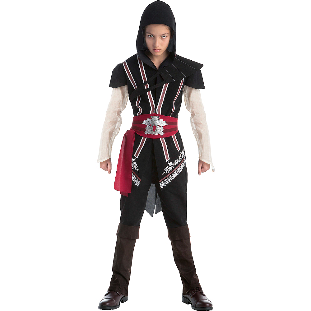 Boys Ezio Costume Assassin S Creed Party City