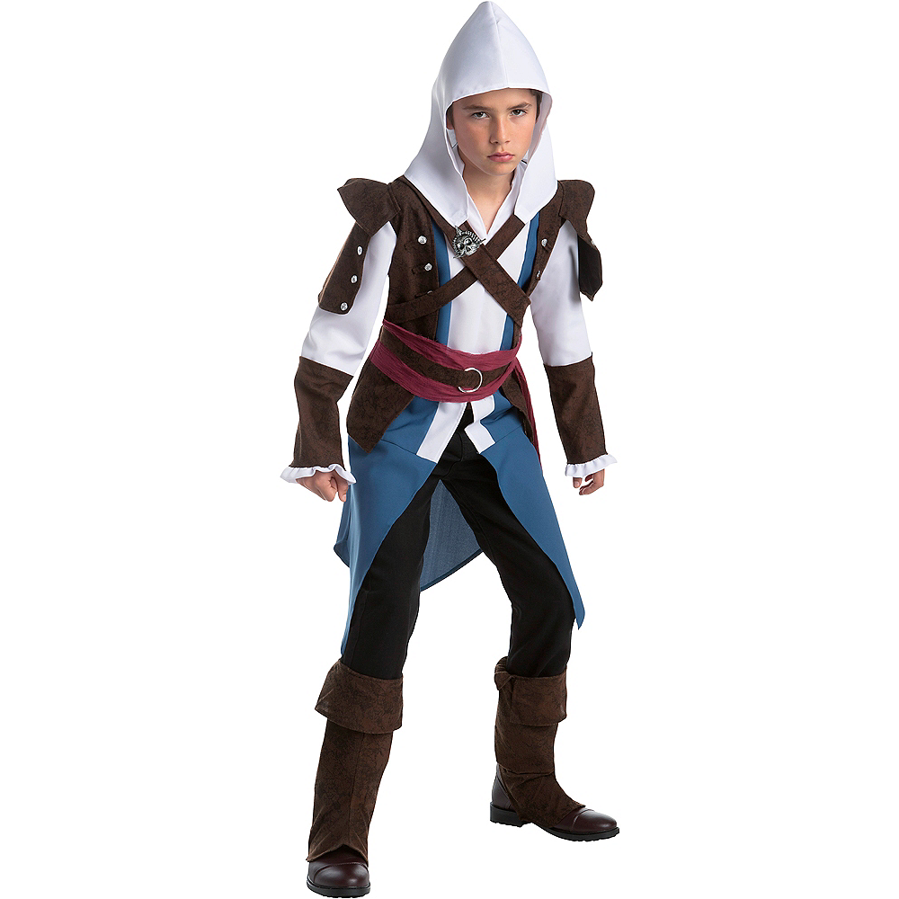 Nav Item for Boys Edward Costume - Assassin's Creed Image #1