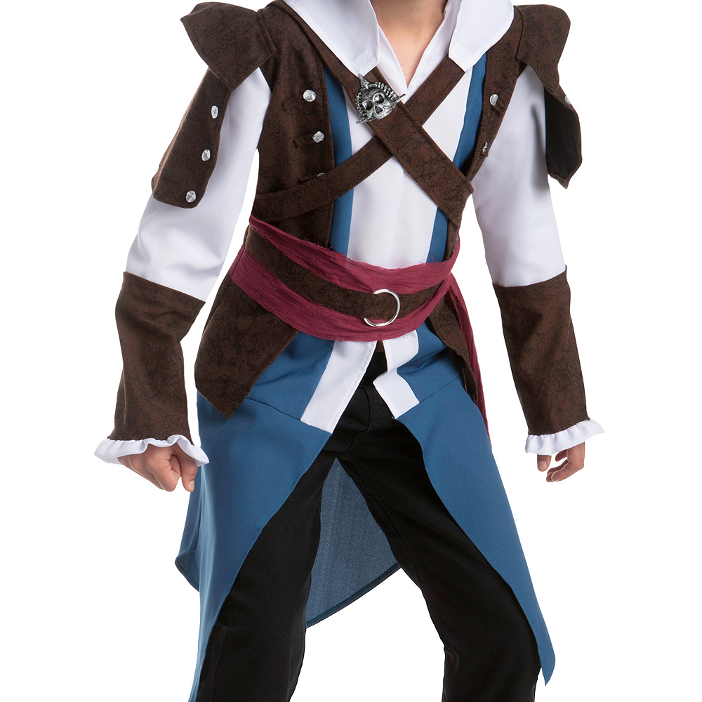 Nav Item for Boys Edward Costume - Assassin's Creed Image #3