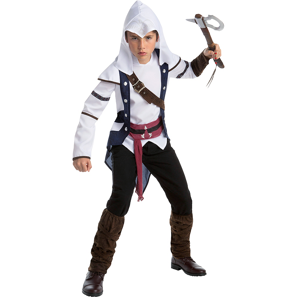 Boys Connor Costume - Assassin's Creed Image #1