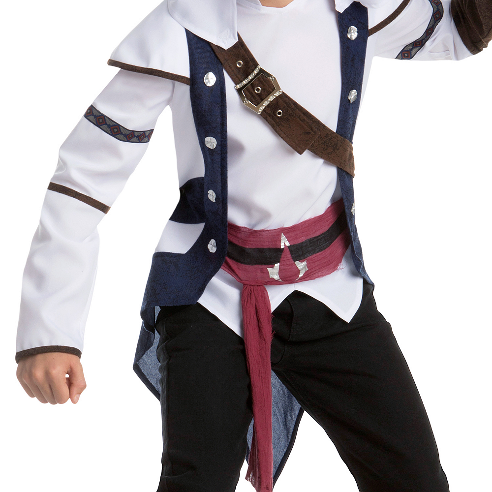 Boys Connor Costume Assassin S Creed Party City