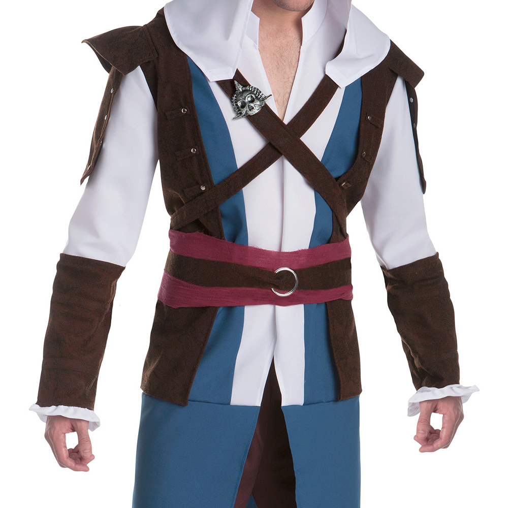 Nav Item for Adult Edward Costume - Assassin's Creed Image #3