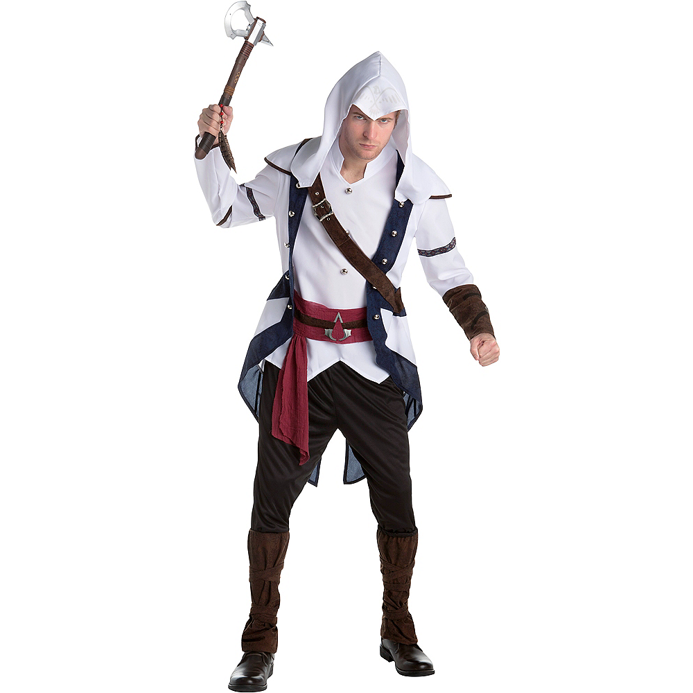 Adult Connor Costume Assassin S Creed Party City