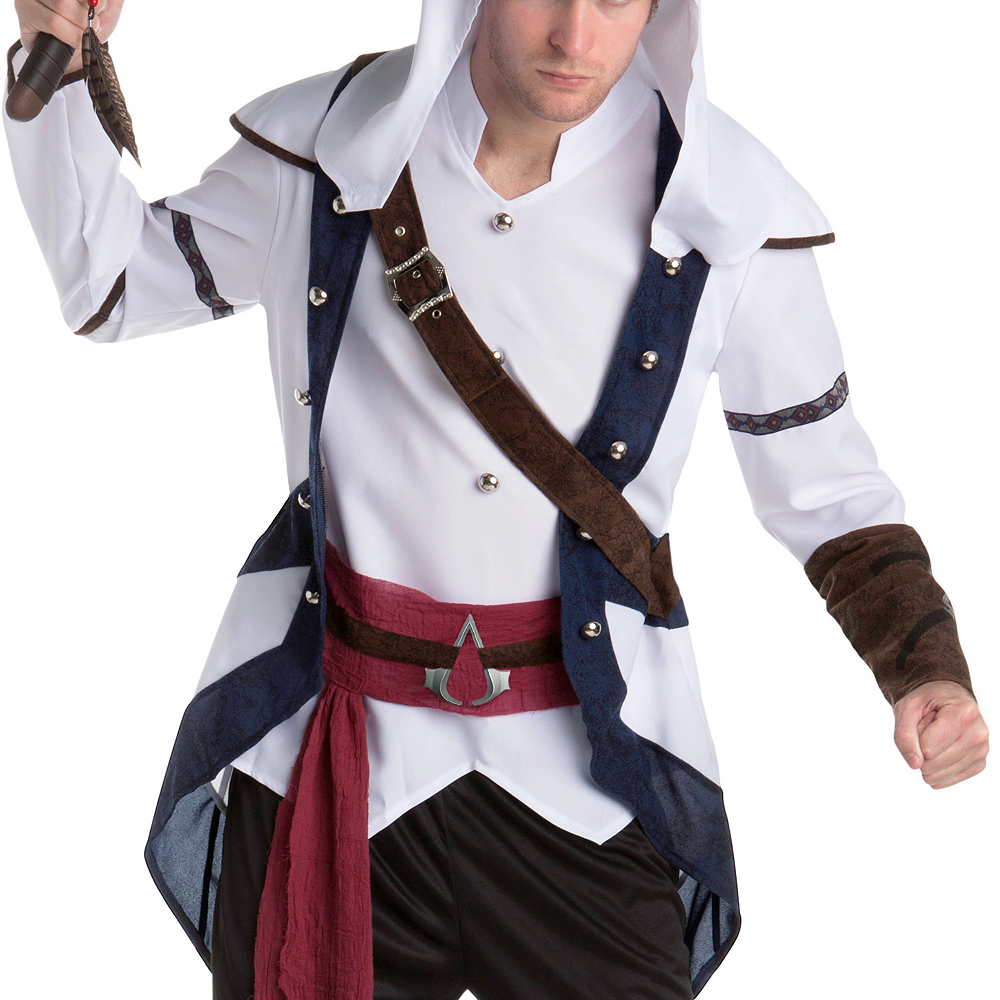 Adult Connor Costume - Assassin's Creed Image #3