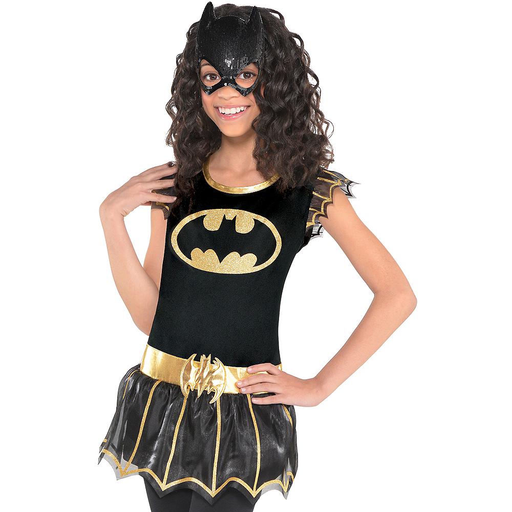 Child Batgirl Tunic - Batman Image #1