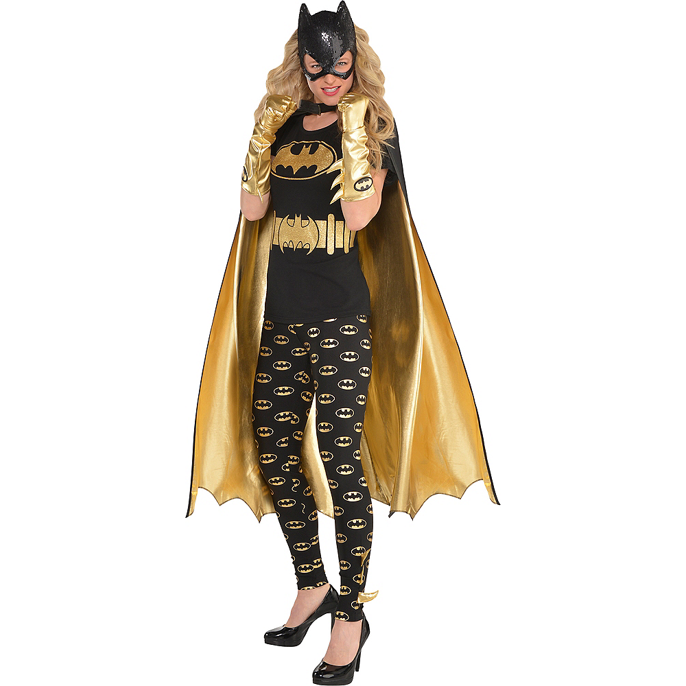 Nav Item For Adult Batgirl T Shirt