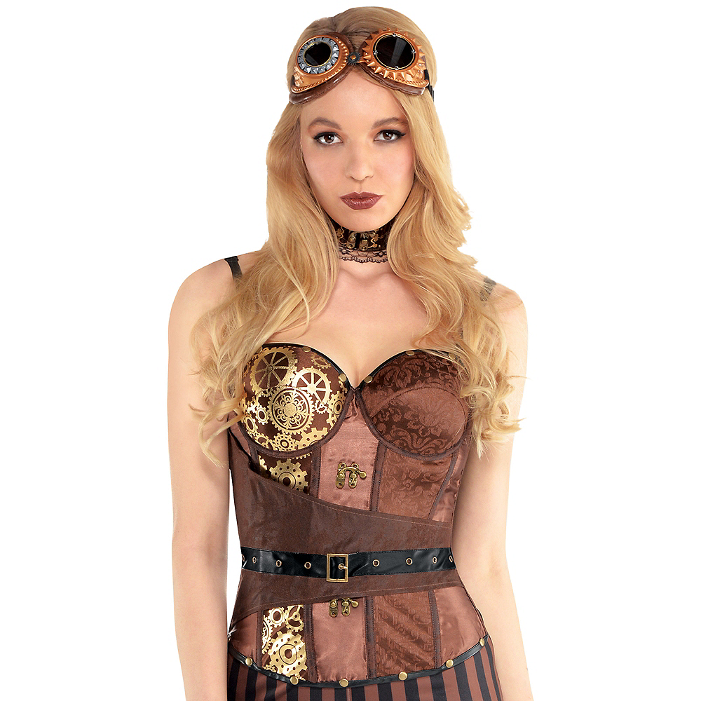 Nav Item for Steampunk Corset Image #2