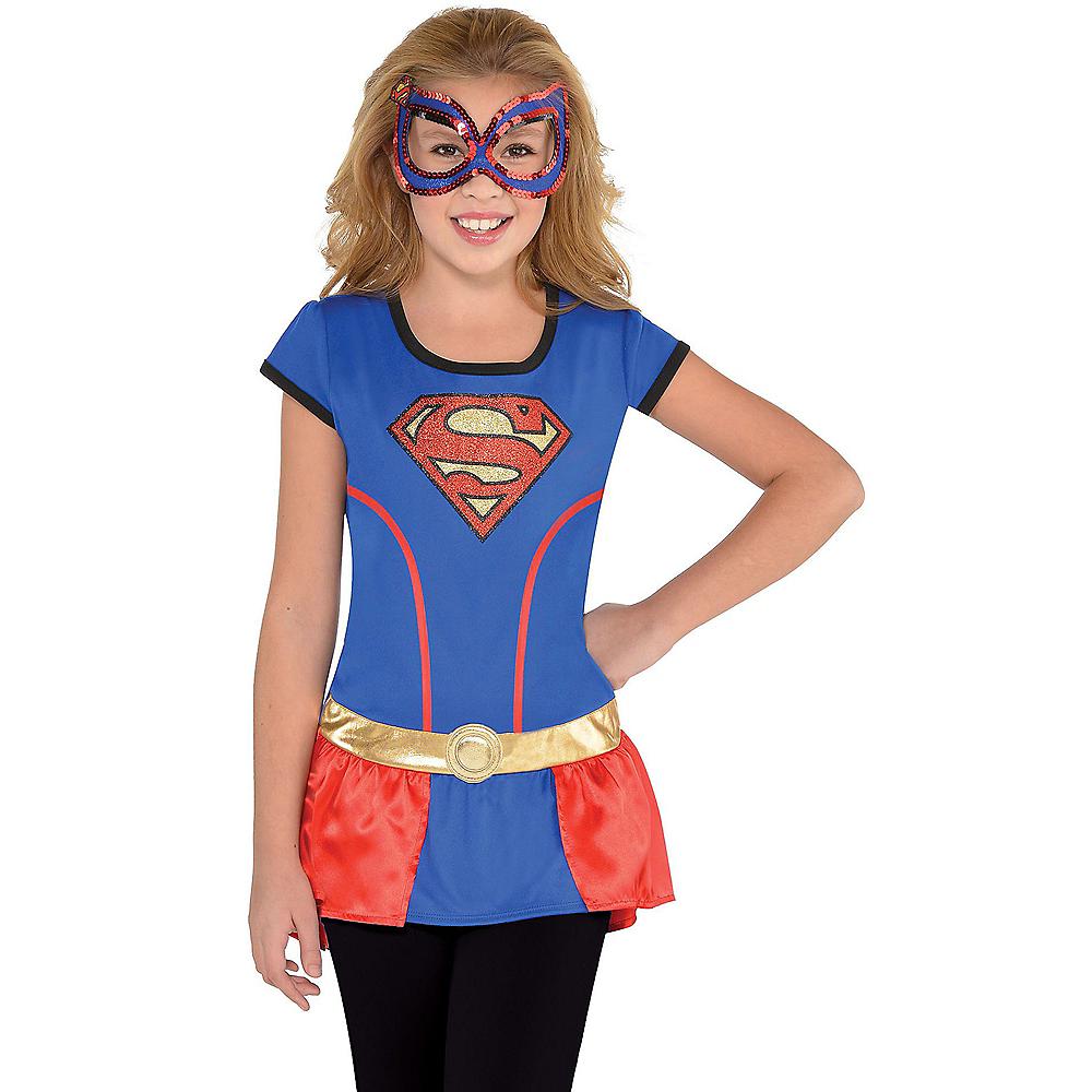 Child Supergirl Tunic - Superman Image #1