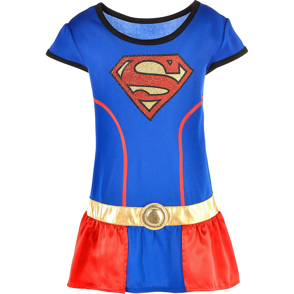 Child Supergirl Tunic - Superman Image #2