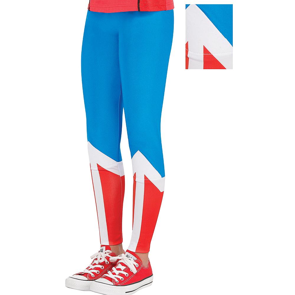 Child Wonder Woman Leggings Image #1