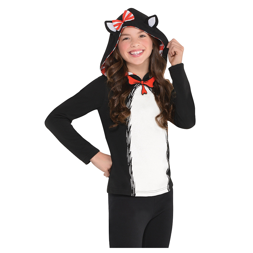 Child Cat in the Hat Hoodie - Dr. Seuss Image #1